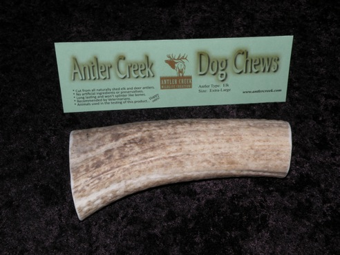 Extra-Large antler dog chew image