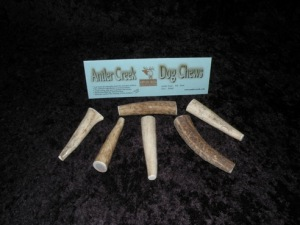 small antler dog chews image