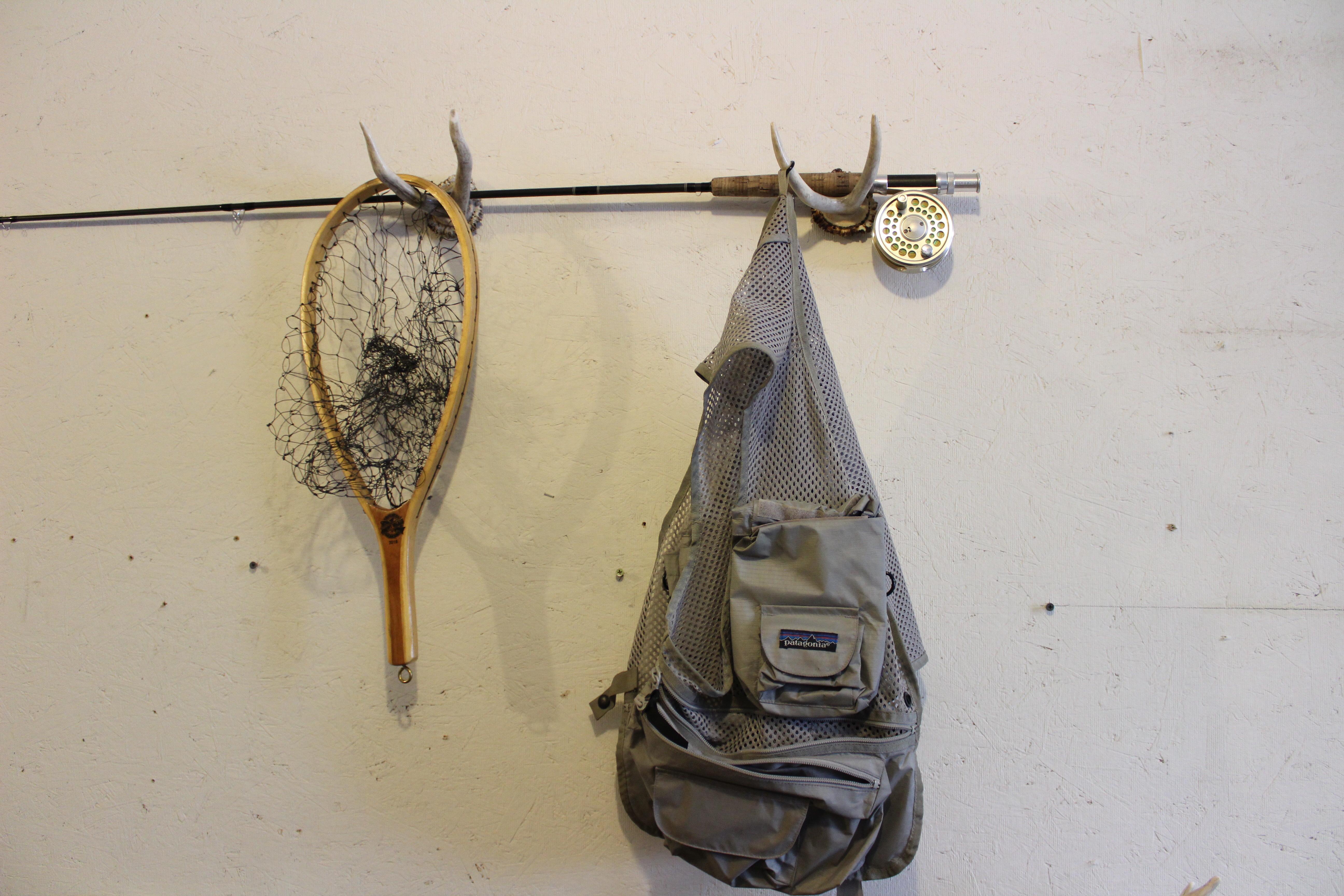 Antler Coat Hanger