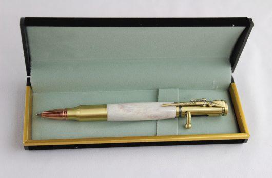 Antler Bolt Action Rifle Pen