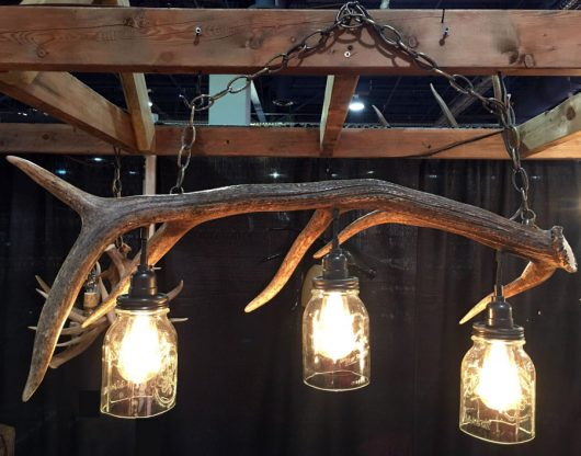 custom-antler-chandelier-with-mason-jars-for-sale