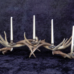 mule-deer-antler-candle-holder