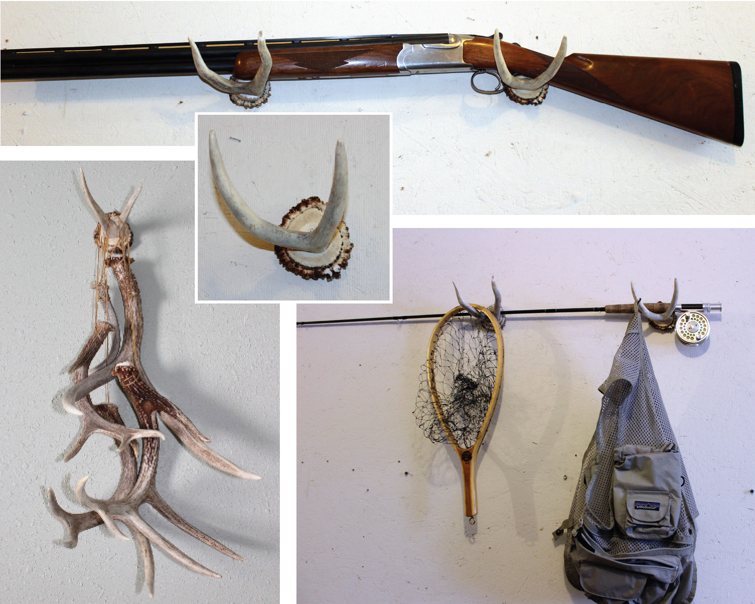 Antler Wall Hook Images