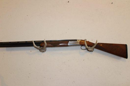 antler gun rack