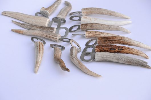 antler bottle openers for sale