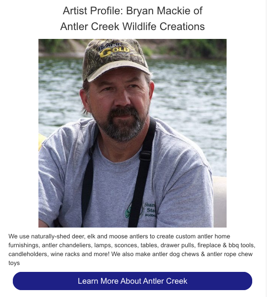 AntlerCreek Wildlife Creations